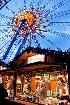 Germany - Berlin: Christmas Carnival