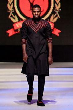 Yomi Casual @ Port Harcourt Fashion Week 2014, Nigeria – Day 2 | FashionGHANA.com: 100% African Fashion: