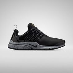 Nike Air Presto - Geonelogy in Black