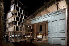 Venice Biennale 2012: Inhabitable Models / Eric Parry Architects, Haworth Tompkins, Lynch Architects