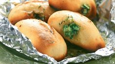 Herbed Bread Rolls