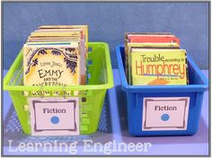 A Simple Way to Organize a Classroom Library. Classroom libraries are the heart and soul of elementary classrooms. Creating a great classroom library is one of the best investments in time and money a teacher can make. It can be intimidating at first but new teachers can start small and expand a little each year. Research shows that the most important factor in a child's reading development is access to quality literature, so it is well worth the effort.