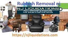 If you are looking for a high quality company for rubbish removal nj, contact us right away! Our experts make sure to haul away rubbish from any project in a safe and environmentally friendly manner, without putting a major dent in your bank account!