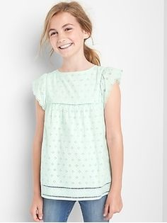 Kids Clothing: Girls Clothing: Just In! Trends We ♥ | Gap