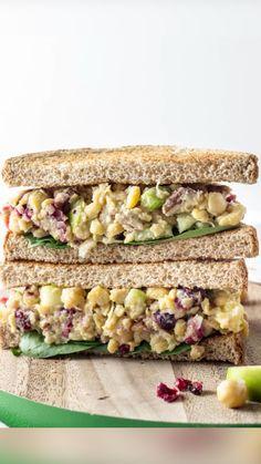 Healthy Vegan Dessert, Tasty Vegetarian Recipes, Vegan Lunch Recipes, Vegan Lunches, Vegetarian Lunch, Vegan Foods, Vegan Dishes, Healthy Foods To Eat, Cooking Recipes