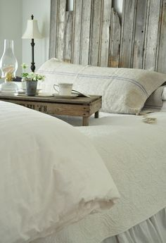 Rustic, French and Shabby...French Country Love! See thefrenchinspiredroom.com for more!
