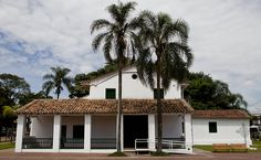 São Paulo (SP) - Brasil - Capela e museu São Miguel Arcanjo