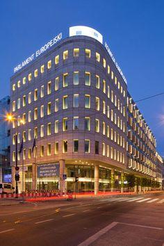 Jasna Center, Warsaw. S.A.M.I. Architekci | Poland © Piotr Krajewski pkrajewski.pl