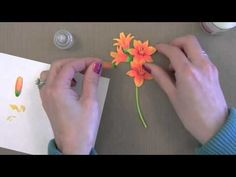 Versatile Die Cuts: With Jennifer McGuire - YouTube-embossing with cutting die instructions