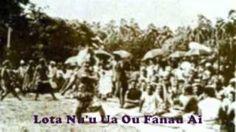 Samoa Teachers Choir - Lota Nu'u Ua Ou Fanau Ai, via YouTube. For Grandma.