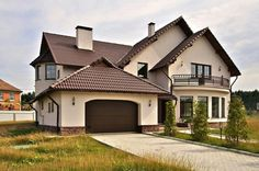 Дек штукатурка Beautiful House Plans, Beautiful Homes, Front Porch Design, Boho Room, Home Projects, Living Room Designs, Architecture Design, Sweet Home, New Homes