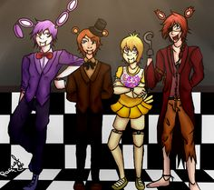 five nights at freddy s by mmdmotionsandposes on deviantart five