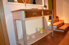 Restauración del mueble recibidor de evagh. Sigue el paso a paso en la Comunidad.
