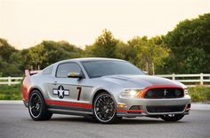 Ford Mustang GT Red Tails Edition (3)
