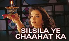 To watch more log on to http://www.erosnow.com Catch this exclusive song Silsila Ye Chaahat Ka by Shreya Ghoshal featuring Aishwarya Rai from Devdas. For all...