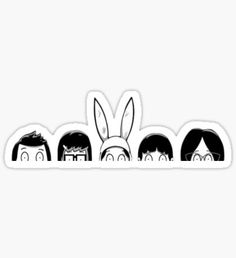 Bobs burgers The Belcher Family Tattoo