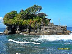 Pura at Tanah Lot, Bali