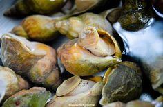 Saveur, Shrimp, Stuffed Mushrooms, Potatoes, Meat, Vegetables, Saint Jacques, Food, Yummy Recipes
