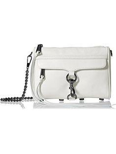 Rebecca Minkoff Mini Mac, Antique White ❤ Rebecca Minkoff Rebecca Minkoff Handbags, Gifts For Women, Mac, Antique, Antiques, Old Stuff, Poppy