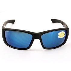392395f22cc88 Costa Del Mar CZ 01 OBMP Cortez Sunglasses 580P Frame Blue Lens