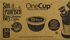 A very rich, full-bodied coffee that is perfect for either regular coffee or espresso. Compatible with Keurig K-Cup brewers and other single serve brewers, not compatible with Keurig Vue or Rivo. The better choice for your single serve coffee. Grown responsibly and Fairly Traded, and inspected repeatedly before, during and after roasting. Now you can use any 1.0 cup in your 2.0 brewer.