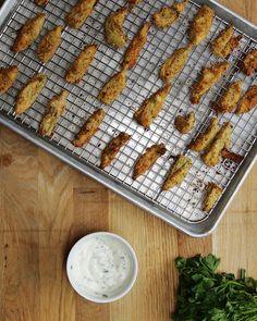 Baked Artichoke Bites With Garlic Aioli Recipe by Tasty