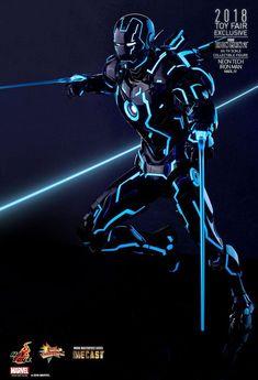 Marvel Comics Superheroes, Marvel Avengers Movies, Marvel Heroes, New Iron Man, Iron Man Art, Iron Man Pictures, Hot Toys Iron Man, Iron Man Wallpaper, Futuristic Armour