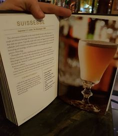 Suissesse by The Dead Rabbit. I'm suprised nobody has posted this delicious absinthe drink. #cocktails #drinks #HappyHour #food #sun #lunch #bar #London