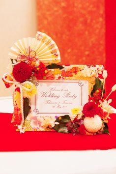 和婚にお薦めの和風ウェルカムボードです。写真立てタイプだから、外国の方のお土産にもお薦めです。 Summer Wedding, Diy Wedding, Welcome Boards, Wedding Decorations, Table Decorations, Wedding Welcome Signs, Wedding Wishes, Japanese Style, Handmade Accessories