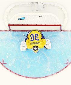 Henrik Lundqvist - Sochi 2014