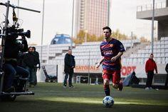 Los valores del deporte, protagonistas del nuevo anuncio de Messi