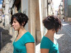 Short curly hair hair-ideas
