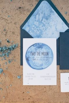 moon birthday invites Baby Birthday, 16th Birthday, 2nd Birthday Parties, Second Birthday Ideas, Birthday Party Invitations, Wedding Invitations With Pictures, Invites Wedding, Full Moon Party, Outer Space Party