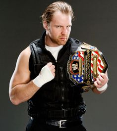 DEAN-AMBROSE-WITH-BELT-8X10-PHOTO-WRESTLING-PICTURE-WWE