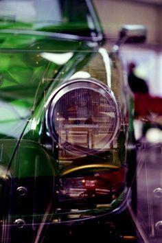 Porsche 911 Art Analogue Double Exposures Porsche 911 Kunst Analoge Doppelbelichtungen Lundt Auto