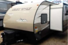 Check out this 2016 Forest River Cherokee Grey Wolf 27RR Toy Hauler 11' G listing in Williamstown, NJ 08094 on RVtrader.com. It is a Travel Trailer Toy Hauler and is for sale at $19995.