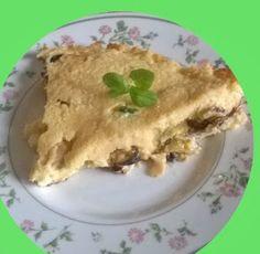 lericettediziasara: frittata cozze e menta ( Mussel and mint omelet)