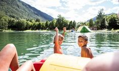 Ab ins kühle nass! Outdoor Decor, Family Activity Holidays, Summer, Children
