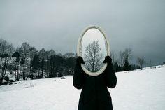 mirror portraits