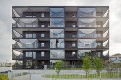 Västra Kajen Housing,© Åke E:son Lindman