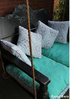 Repurposed Porch Swing :: Hometalk