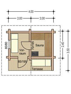 sauna plan - Google Search