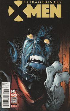 Extraordinary X-Men # 7 Marvel Comics
