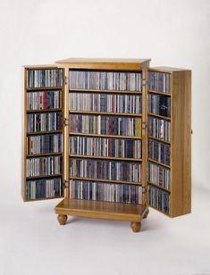 Creative DVD Storage Ideas