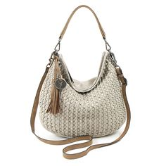 #SuriFrey # Tasche #geflochten #MyNewBag #grau Crochet Handbags, Crochet Bags, Suri Frey, Knitting, Bambi, Baskets, Fashion, Knitted Bags, Tricot