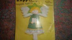 Kappie Originals Kappie Kalico tooth fairy kit