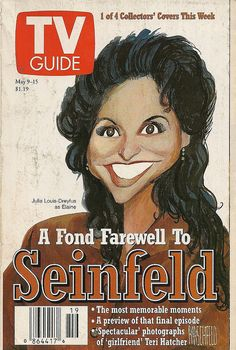 1 of 4 Seinfeld Farewell TV Guide Covers