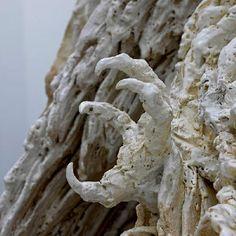Anne Wenzel - Sculptures Splendid surrender ( detail)