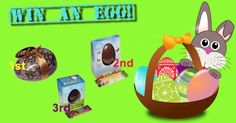 Coeliac Sanctuary Easter Competition