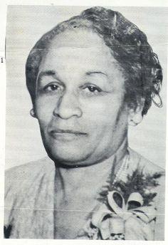 Vashti Turley Murphy, Delta Sigma Theta founder. #sororityhistory #deltasigmatheta